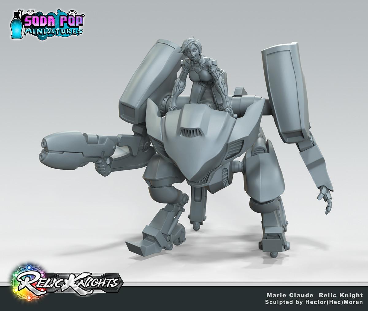 Hector moran hec aaa mcb knight render