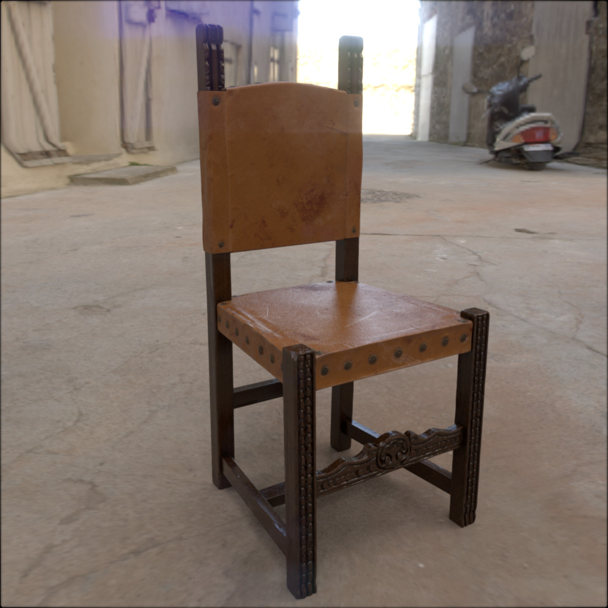 Castellan Chair