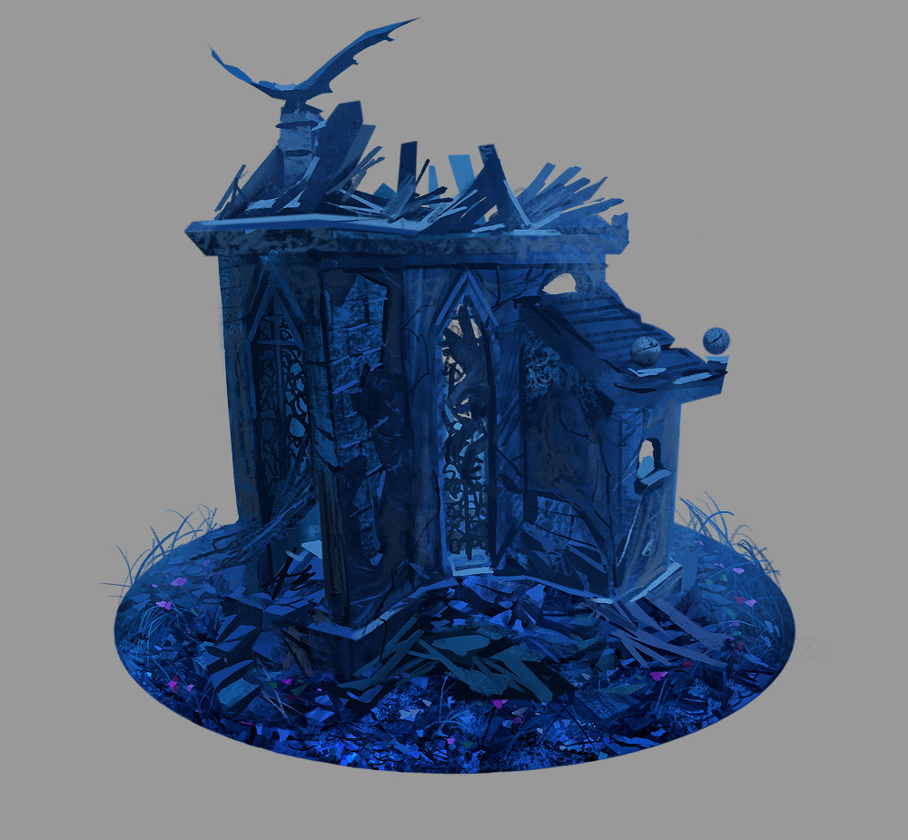 Tokkun studio dm world4 landmarks14