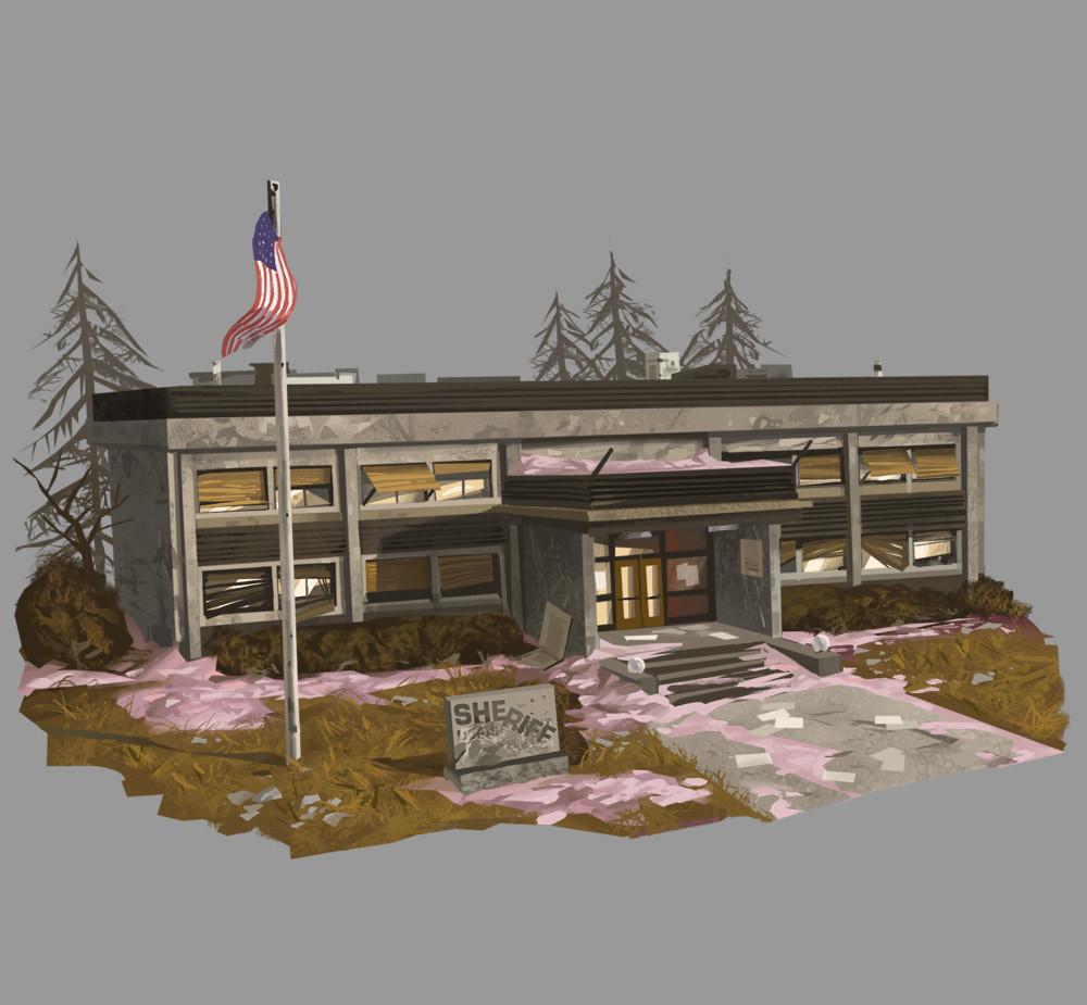 Tokkun studio dm police station 1