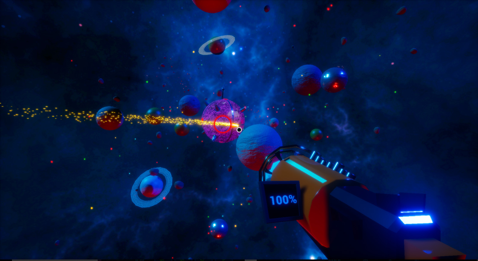 Ingame screenshot of the environment taken from the firstperson player perspective