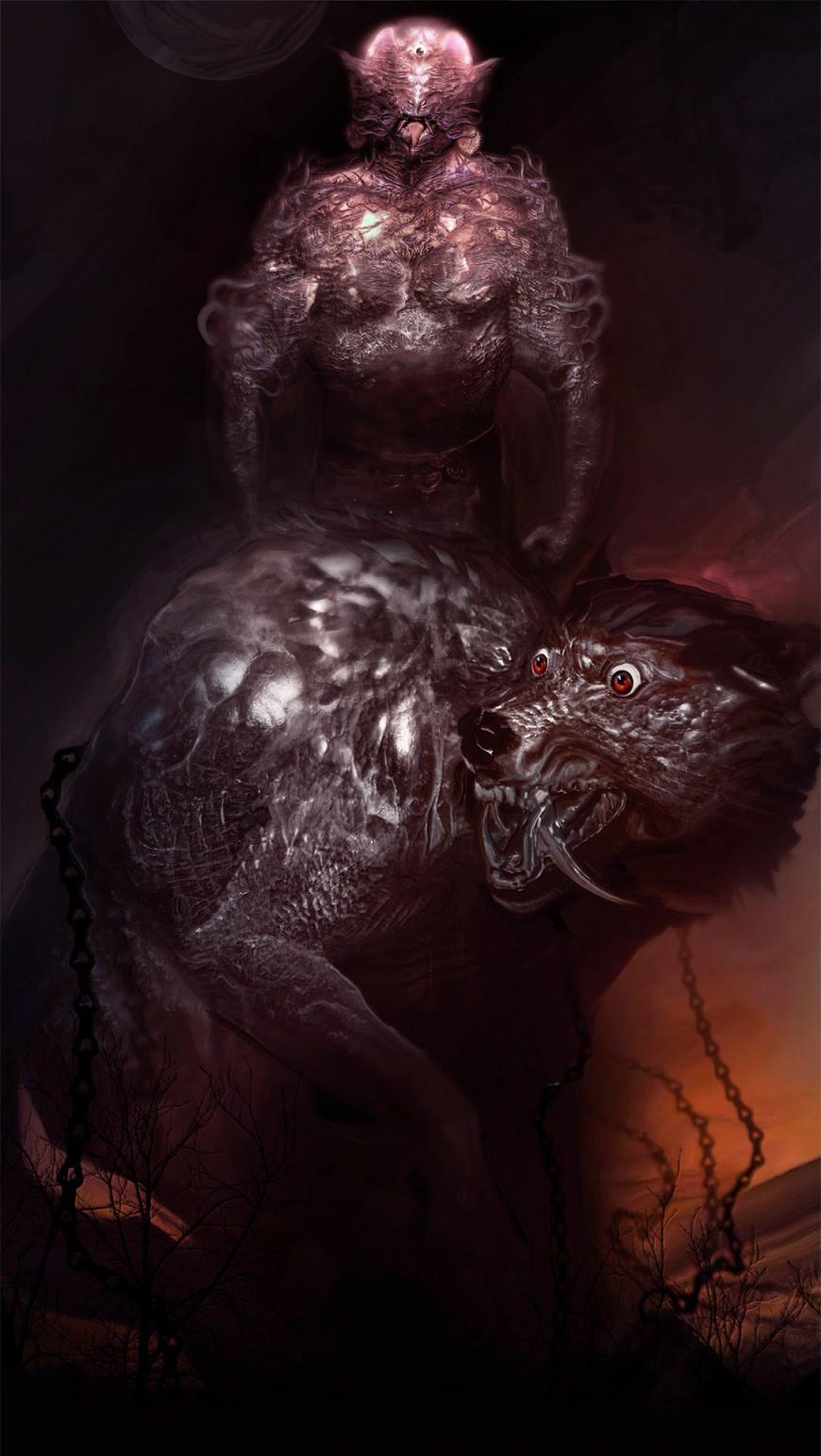 Amro attia demon