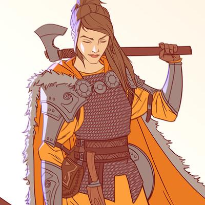 Magnus noren viking fighter