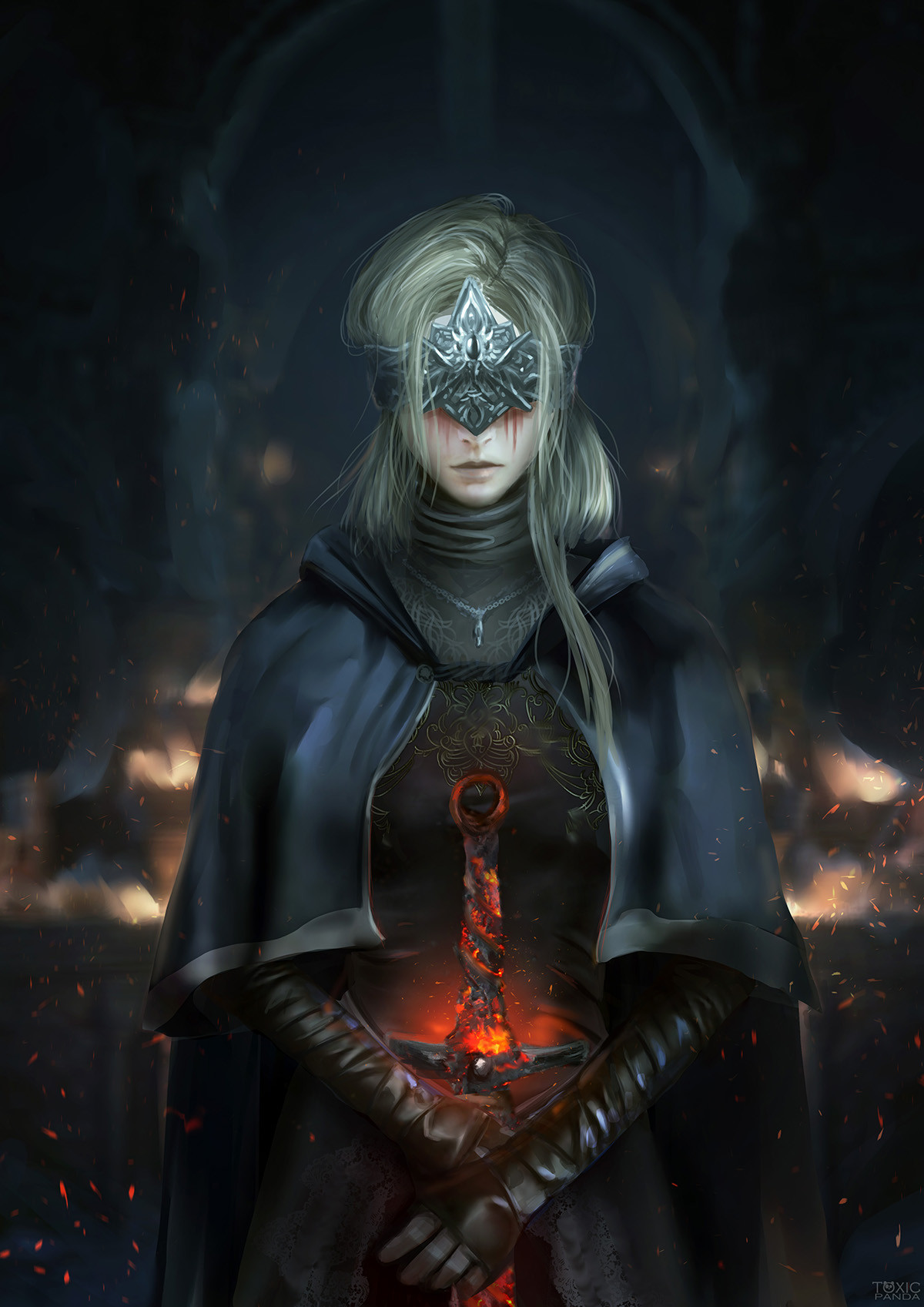 Fire Keeper- Dark Souls
