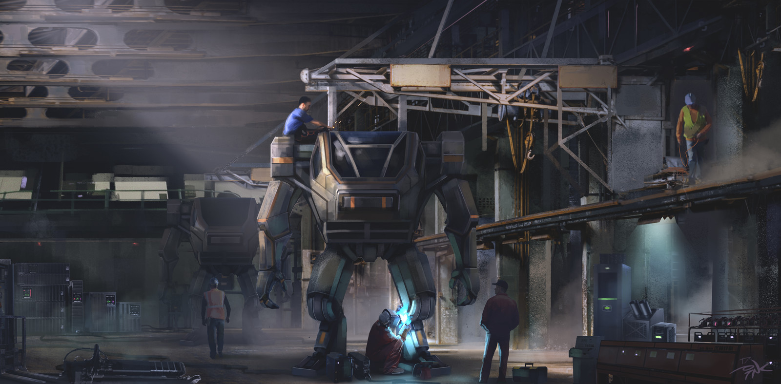 Mech Factory