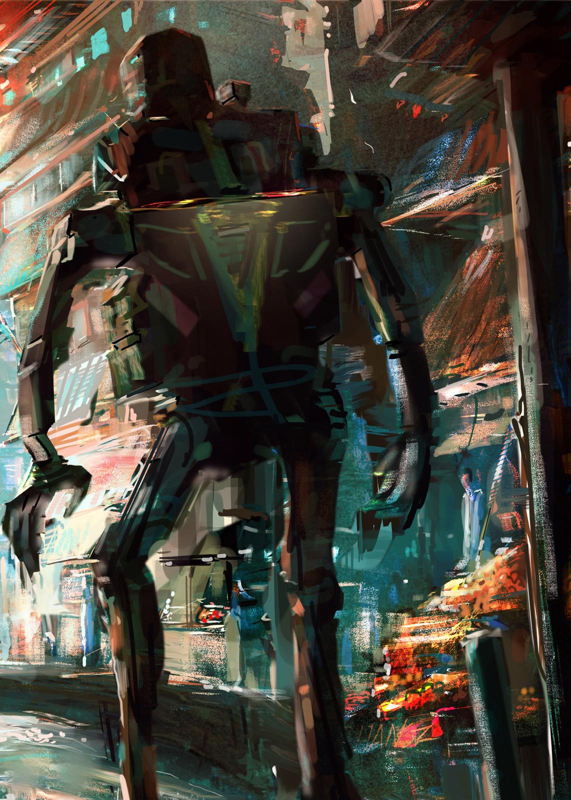 shot of Robo dude thing.