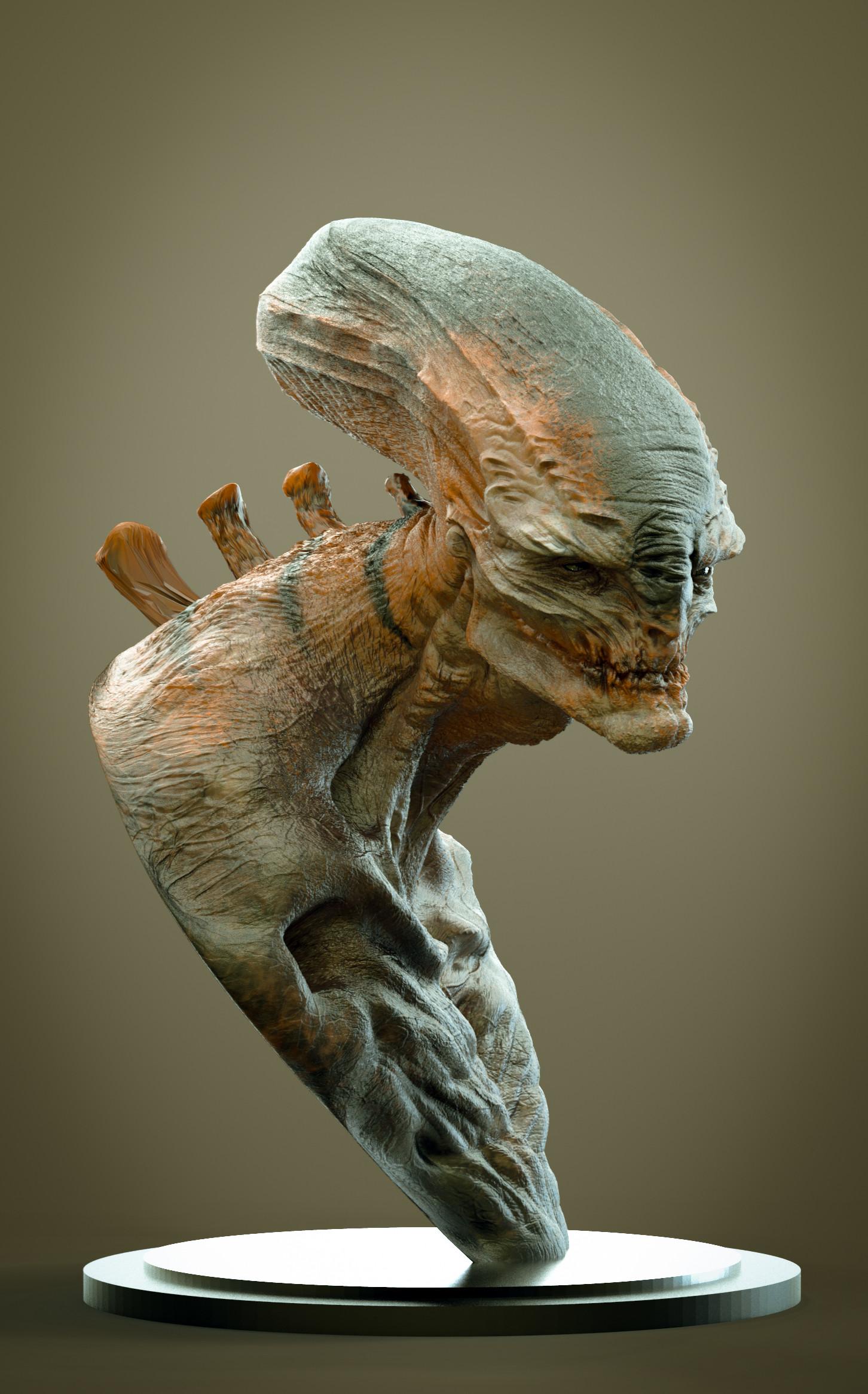 Gilberto soren zaragoza quicki alien