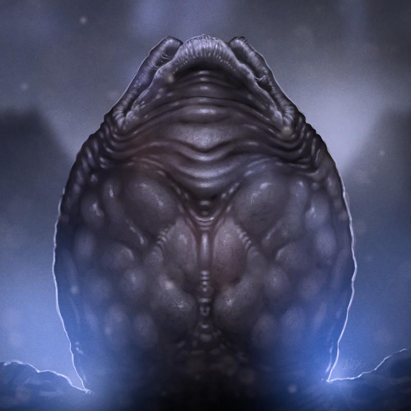 Alien - Ovomorph