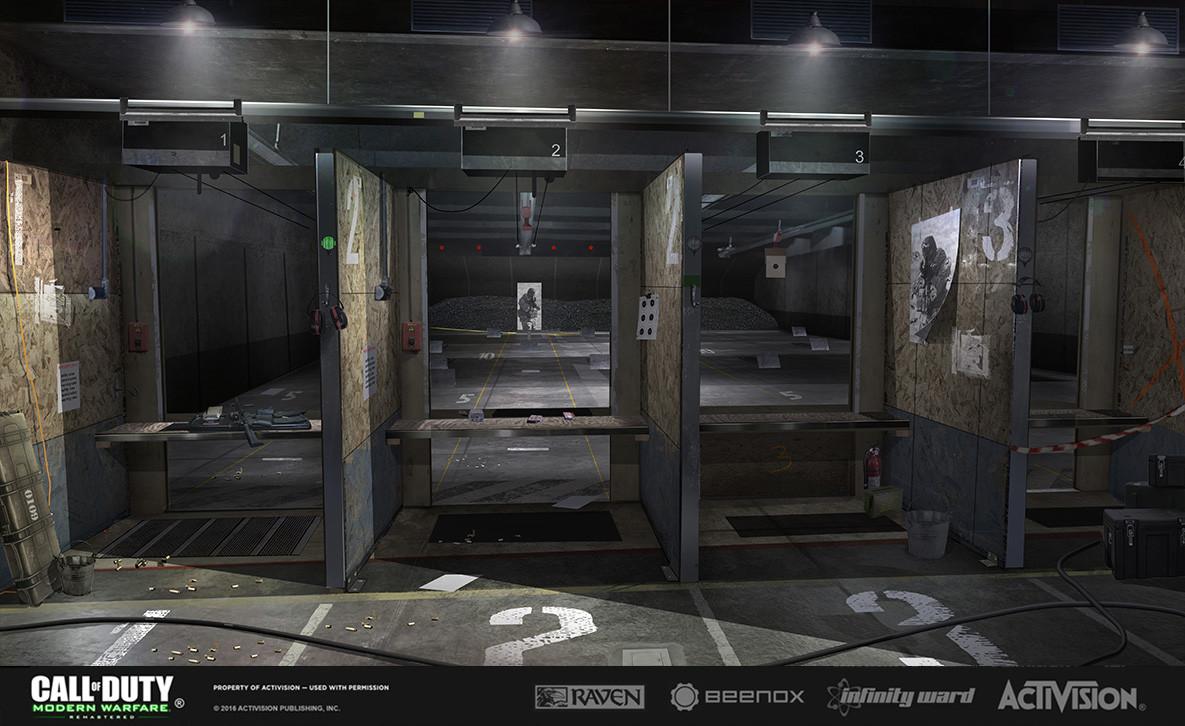 Artstation Call Of Duty Modern Warfare Remaster Gabriel