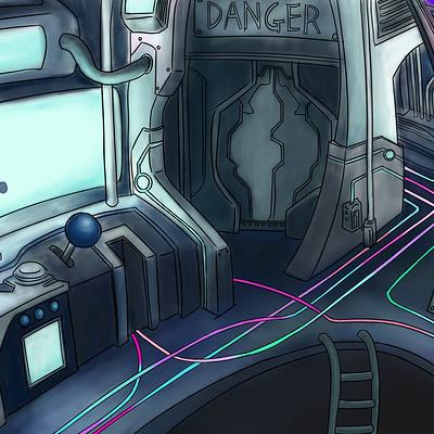 M drako control panel 1