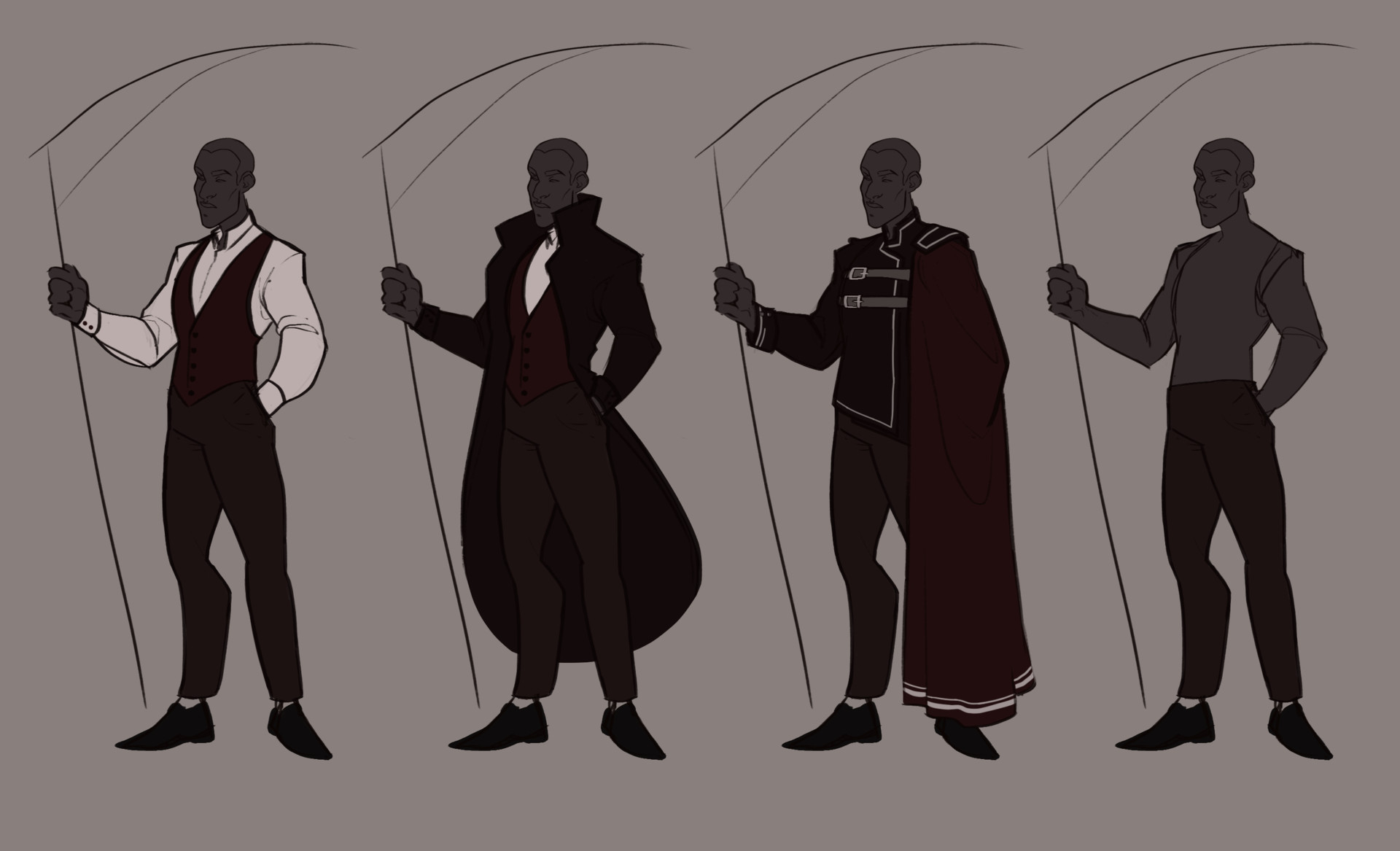 shannon riseborough the adventure zone concepts and character design