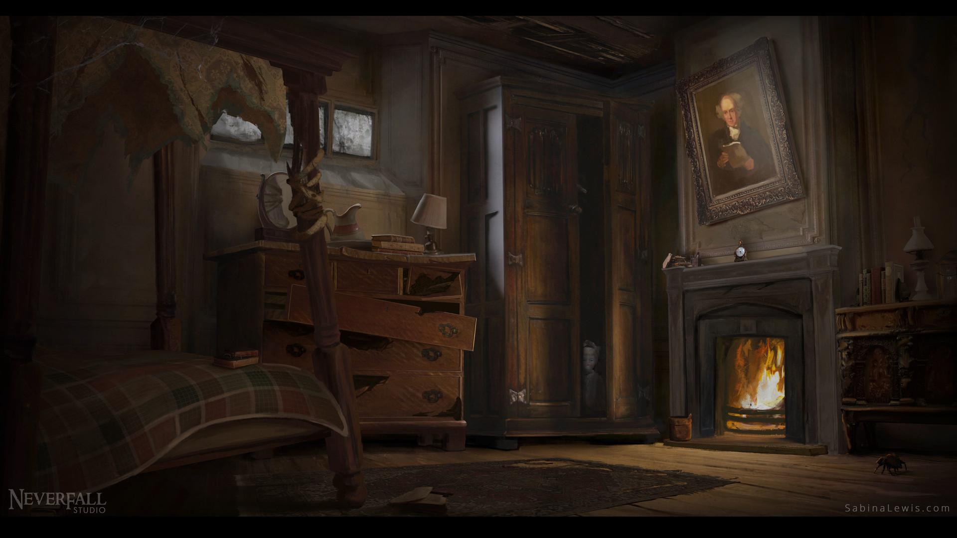 Sabina lewis butlersroom