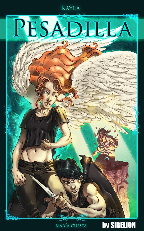 Sergio cabanillas ilustrador valencia portada libro sirelion sergio cabanillas