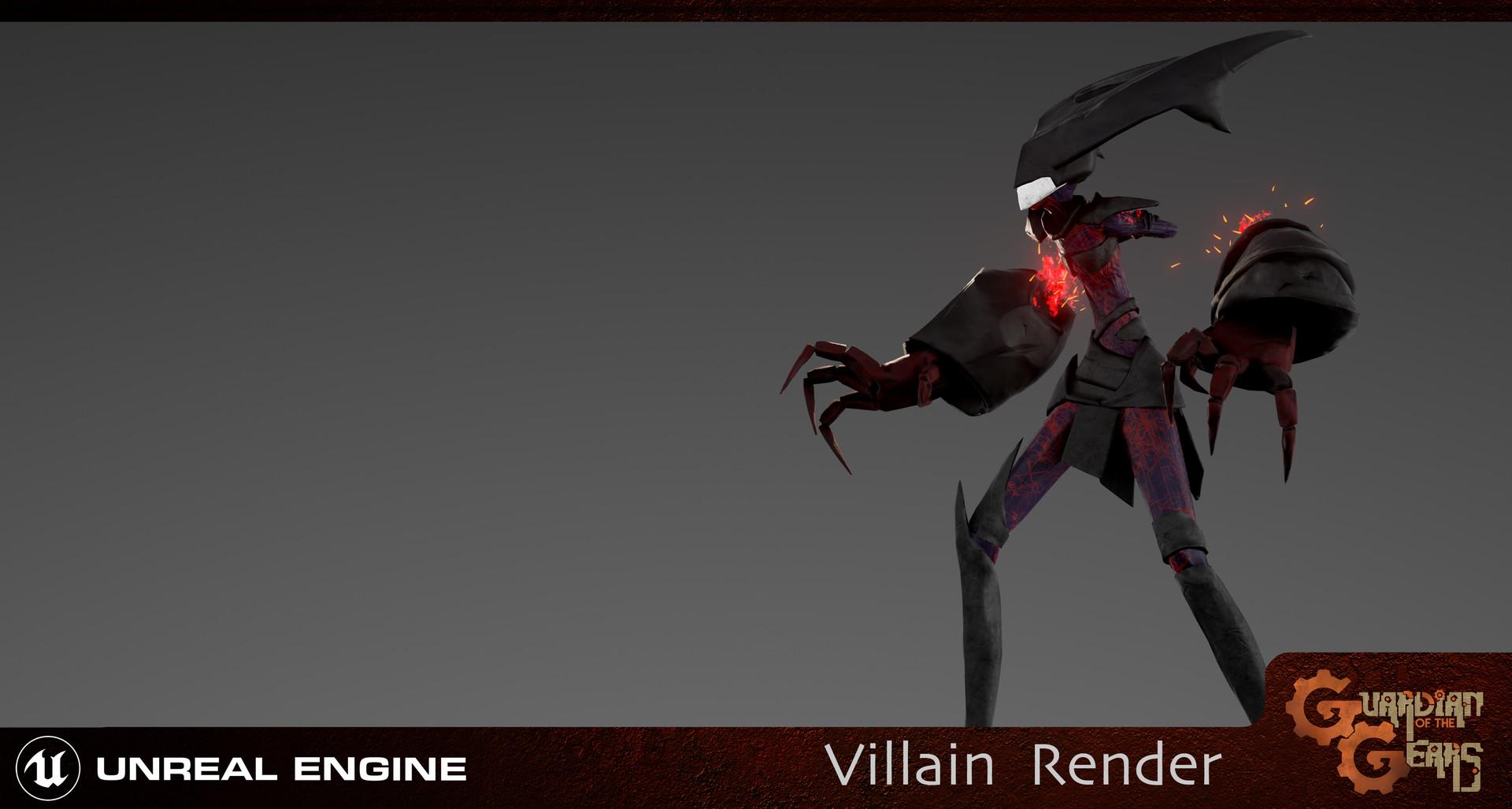 Cameron craig gotgears villain 01
