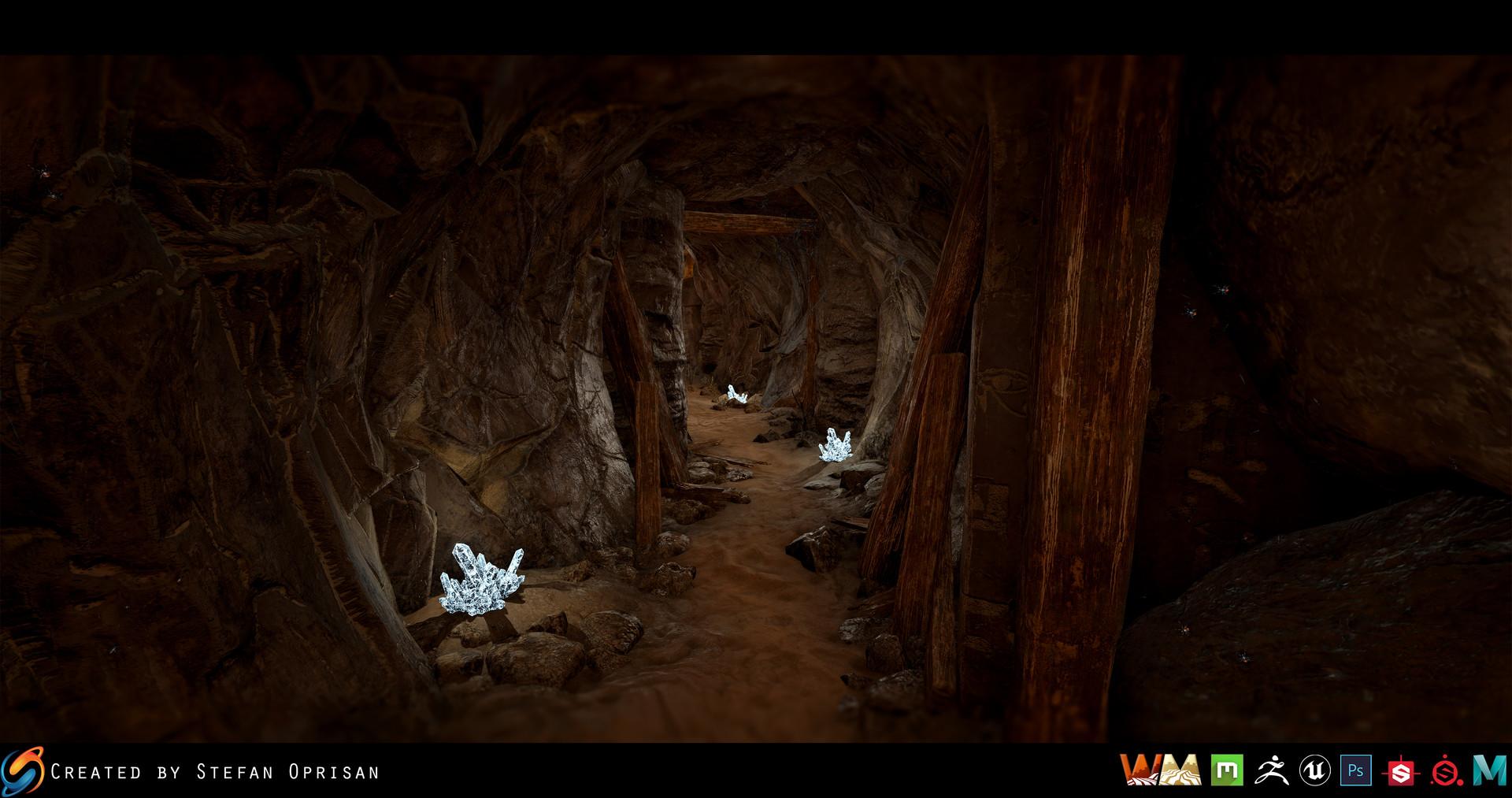 Stefan oprisan tunnel 1