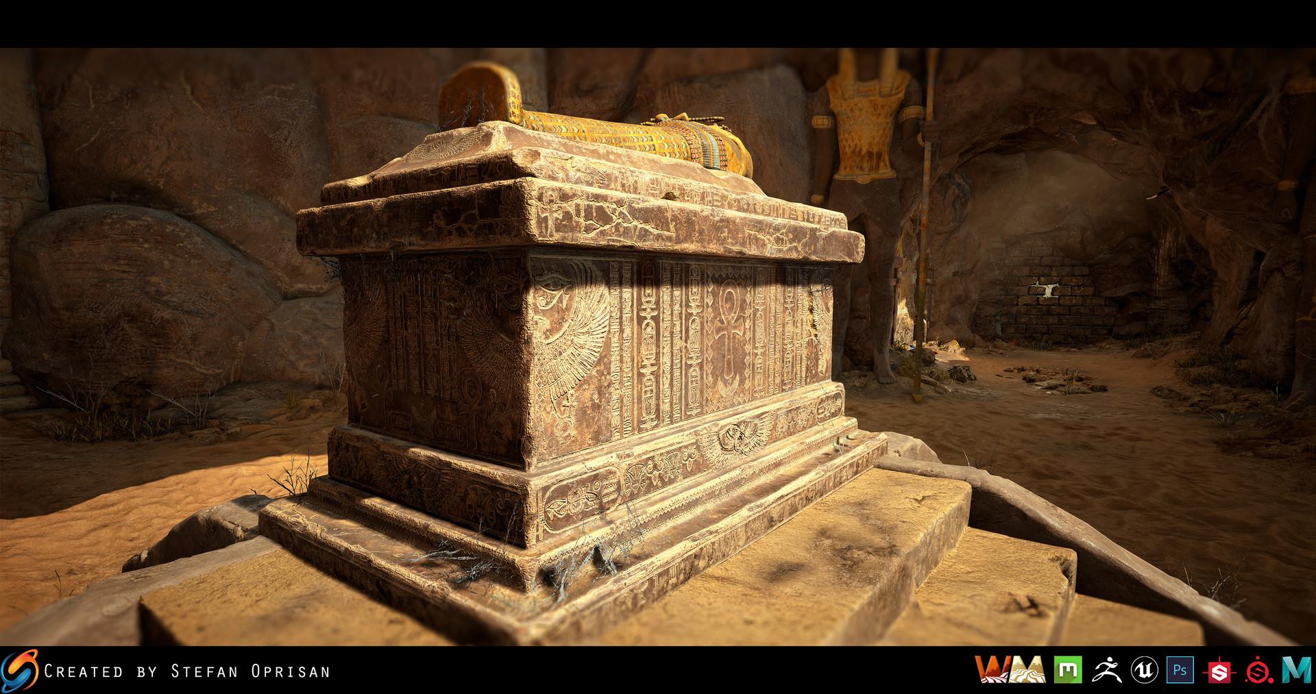 Stefan oprisan sarcophagus 1