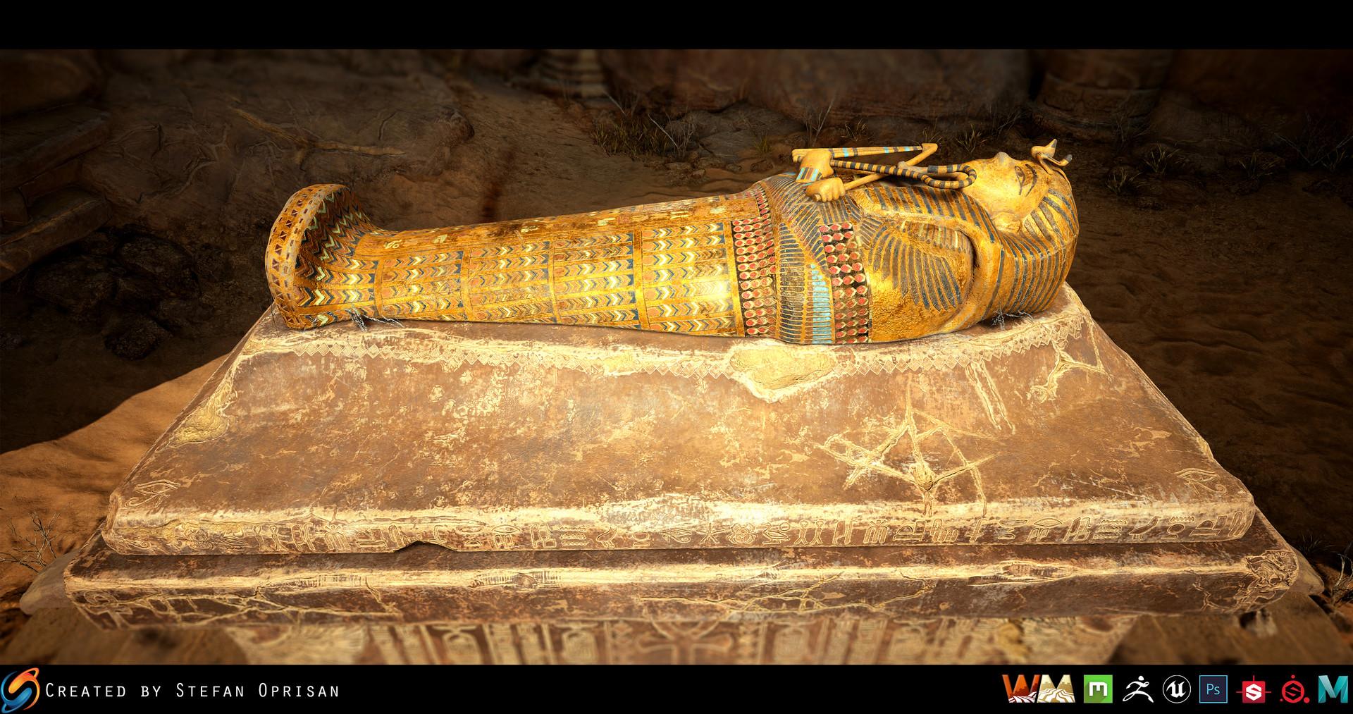 Stefan oprisan sarcophagus 3