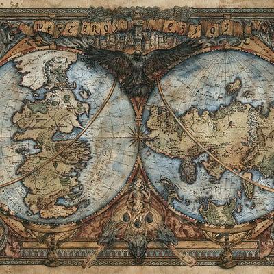 Francesca baerald fbaerald got continents