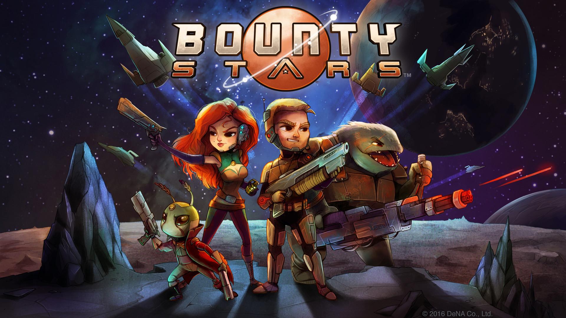 Bounty Stars Splash Screen