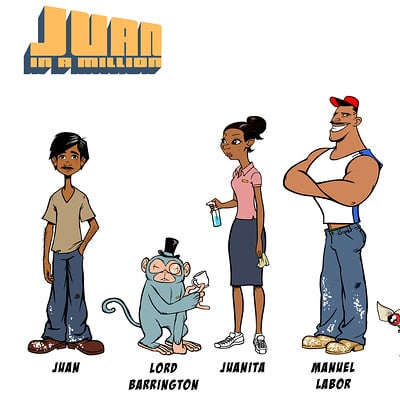 Christopher ables jiam characters 2