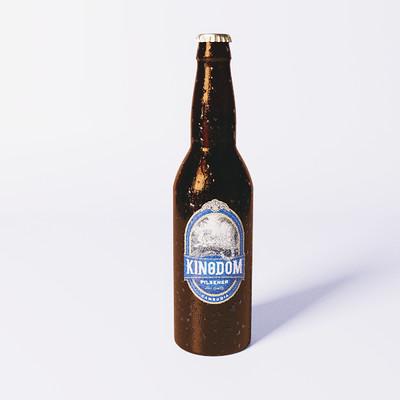 Joao paulo beer bottle 009