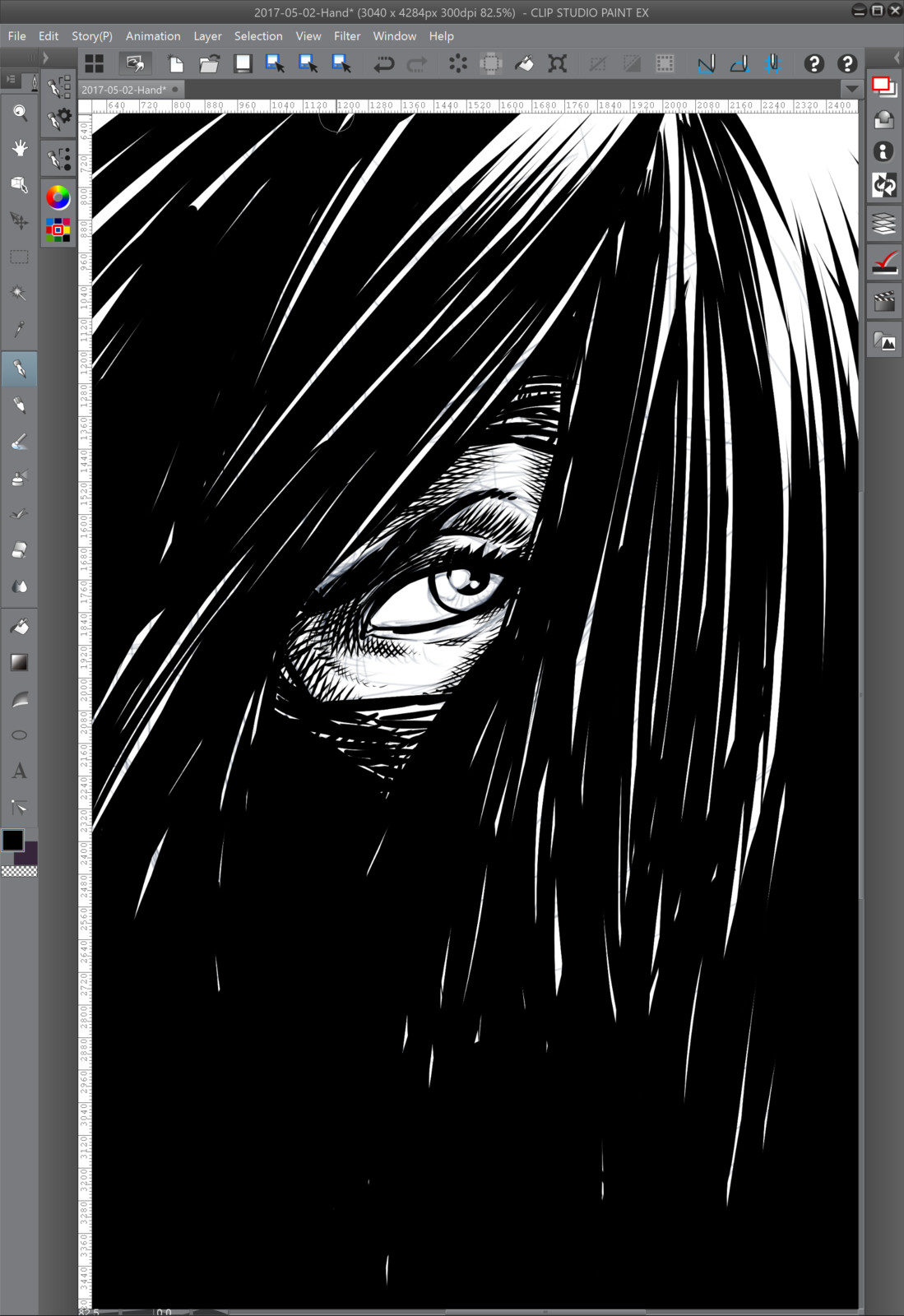02 - Inking