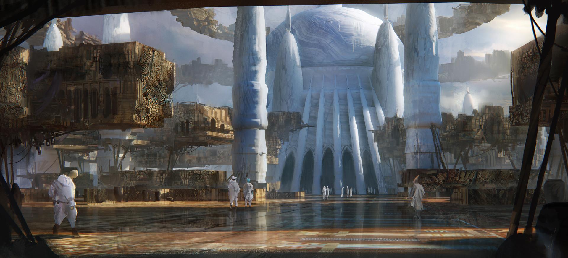Leon tukker templefinisghedas