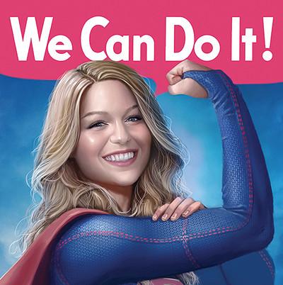 Daniel de almeida e silva wecandoit supergirl