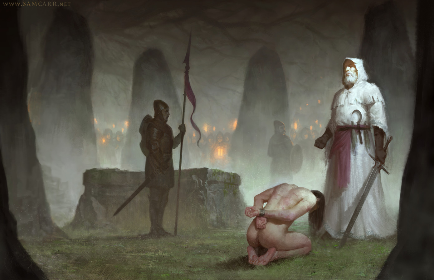 Fate of the Remnants: The Execution