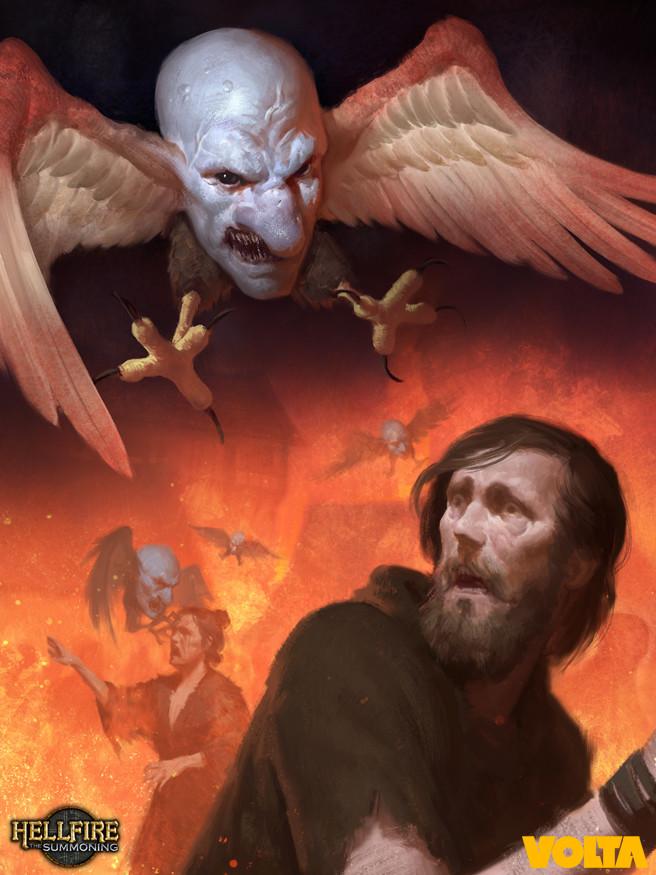 Hellfire the Summoning: TueTue