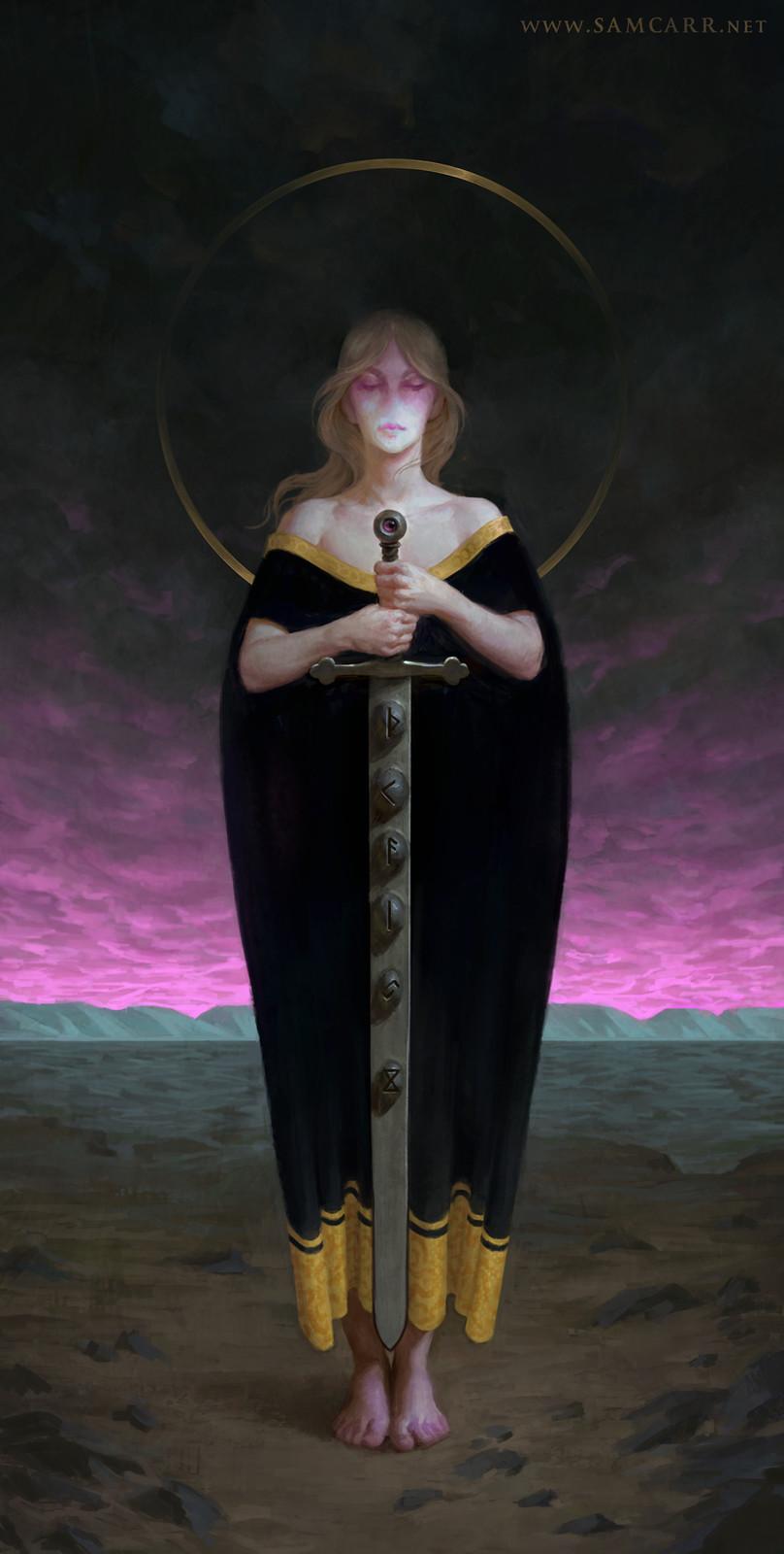 Wield the Sword