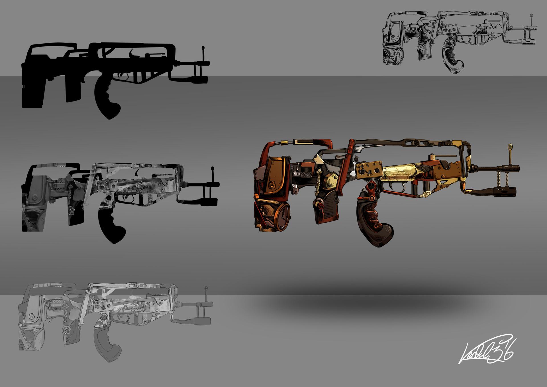 Kendal 316 armas de fuego 02