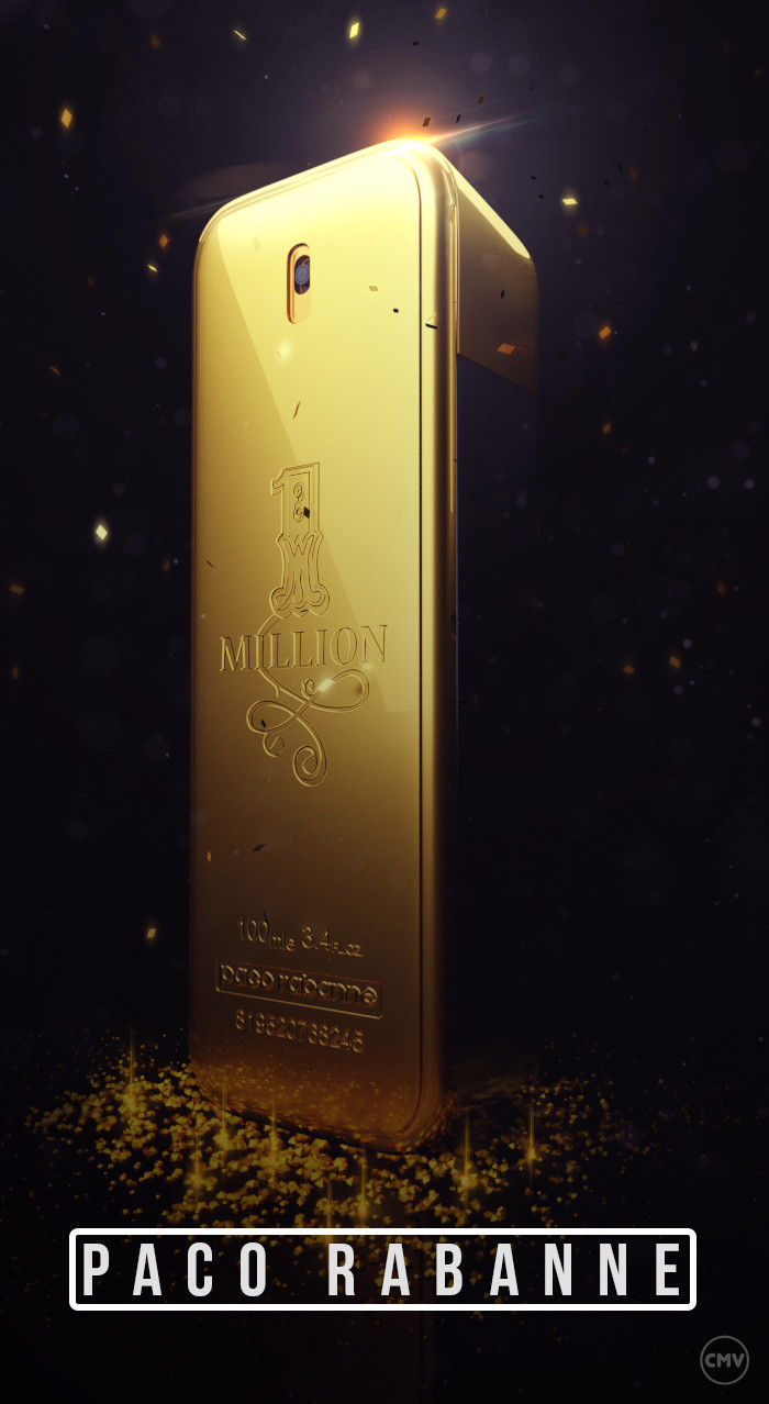 1 Million Paco Rabanne Perfume