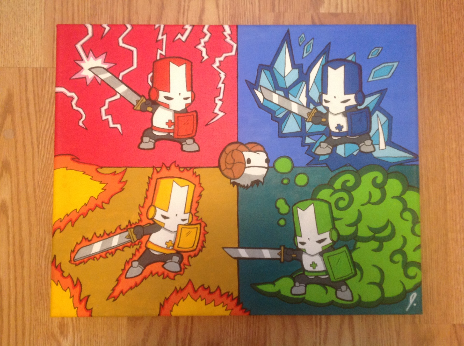 `Castle Crashers`