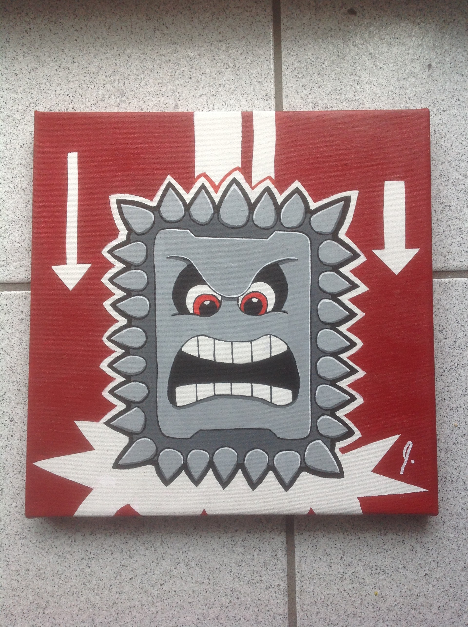 `THWOMP!` 