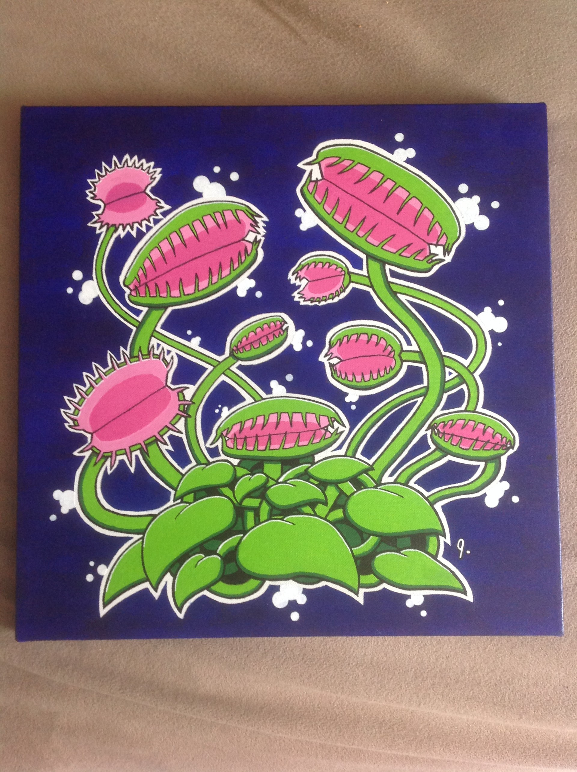 'Venus Fly Traps'
