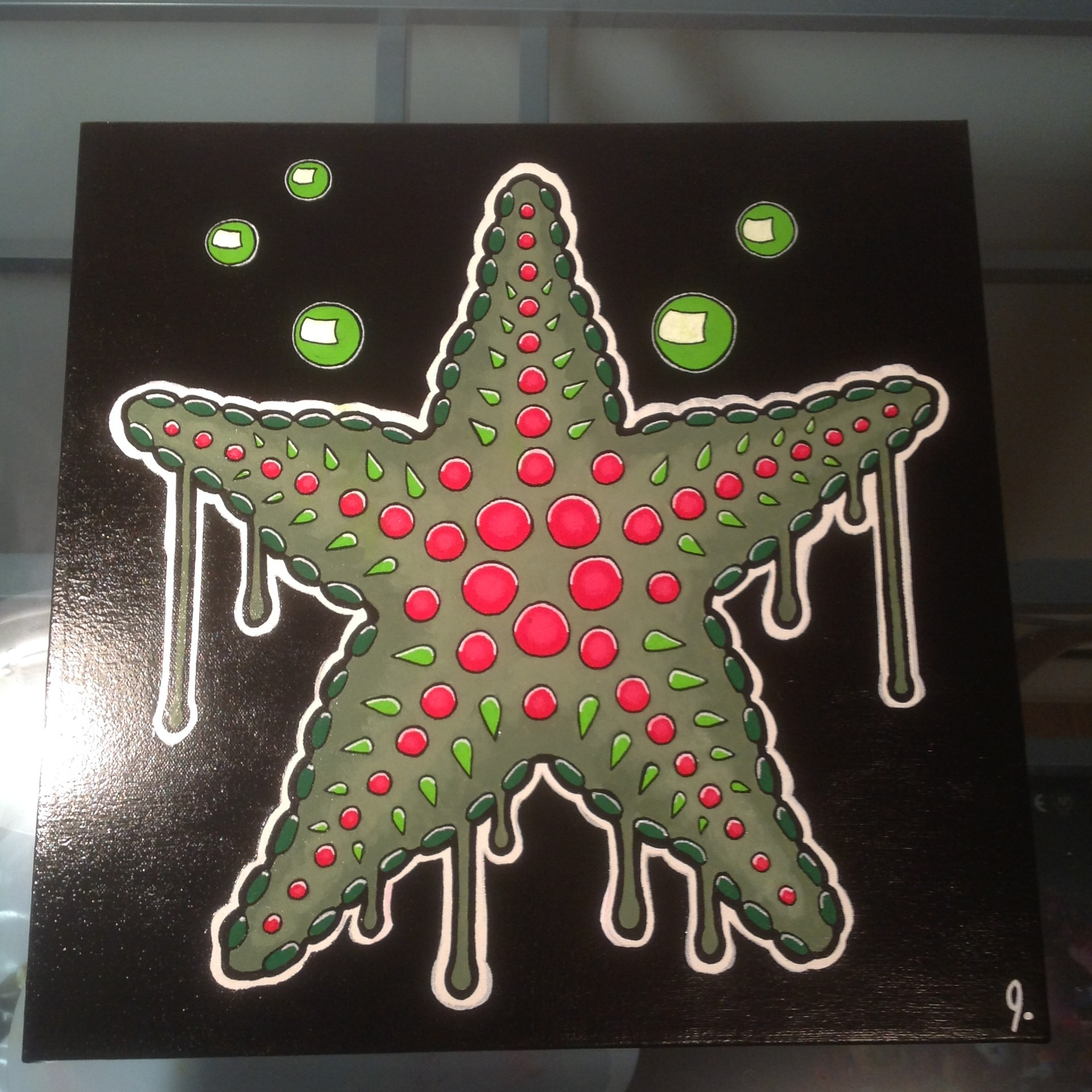 'Toxic Starfish'
