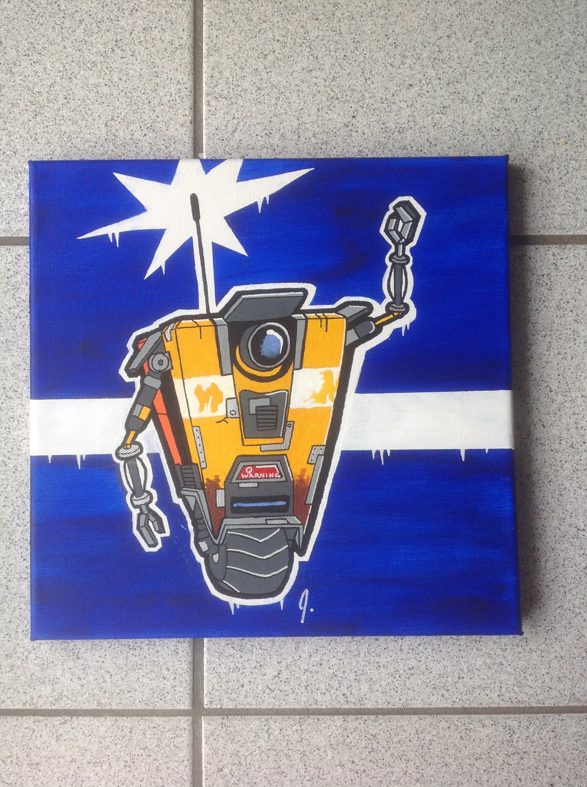 `Claptrap` 