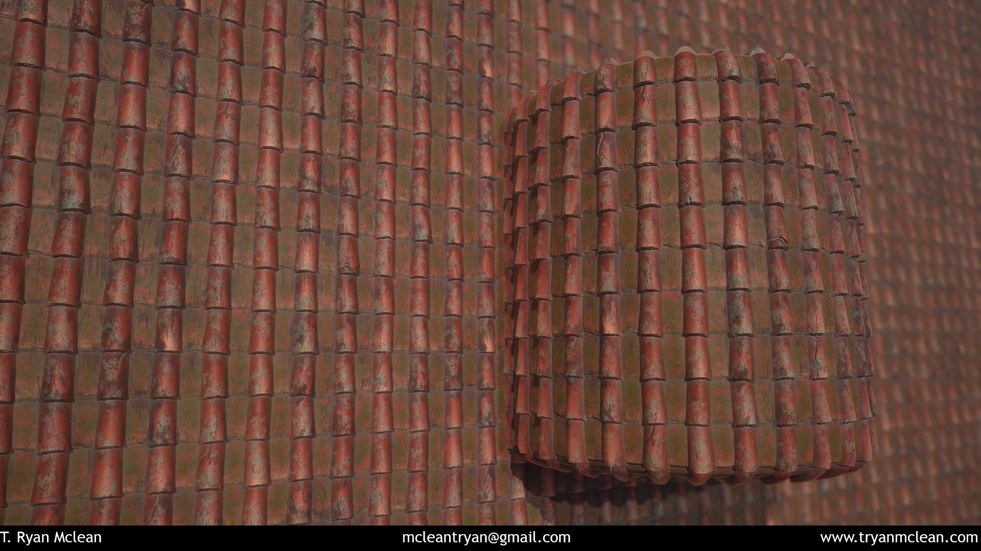 Terracotta Roof Original