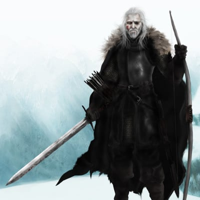 Mike hallstein lord commander brynden rivers by mike hallstein da2ejzl