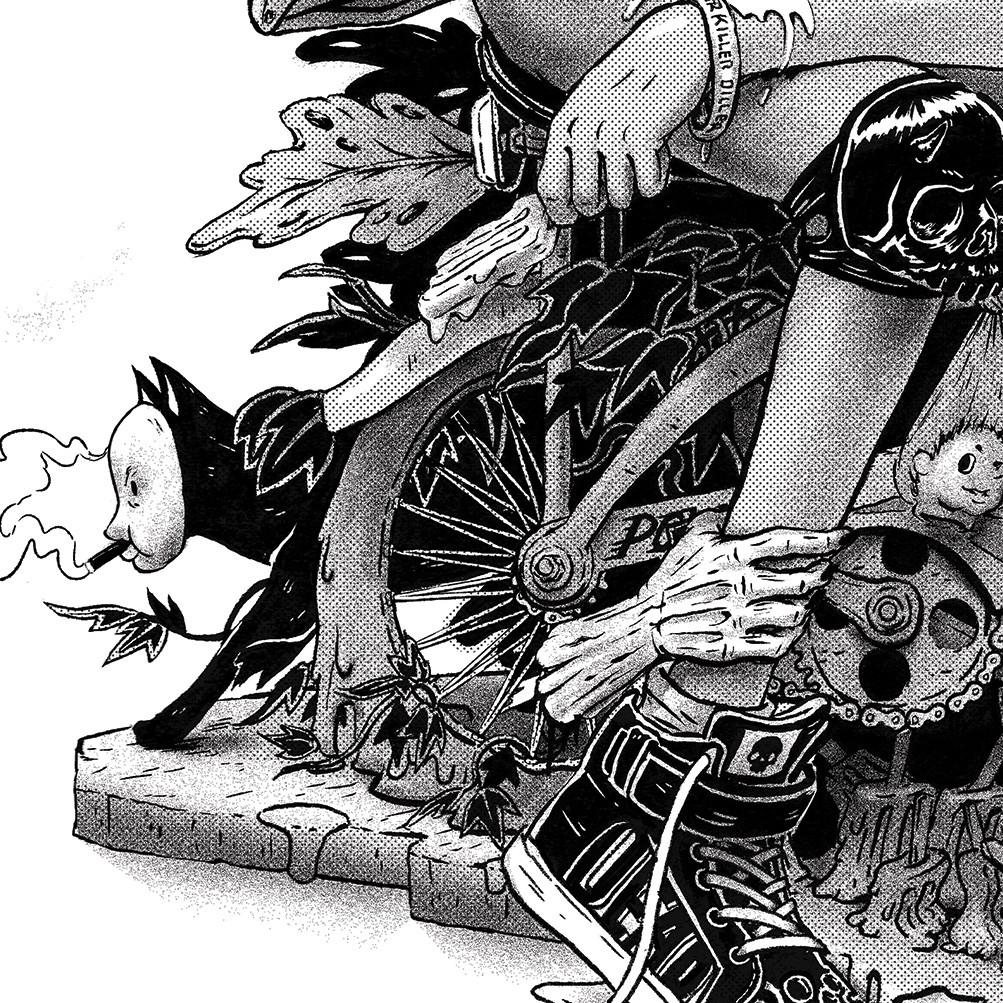 Max prentis the bicycle maxprentis3