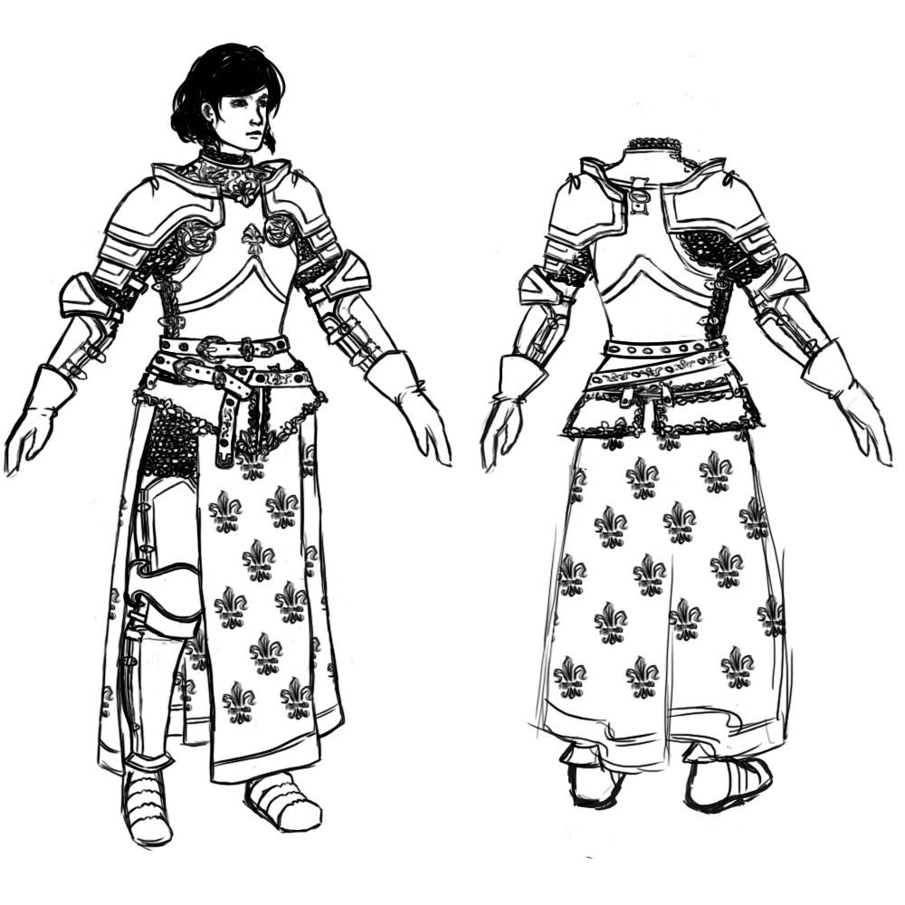 Sietske hereijgers character design 004
