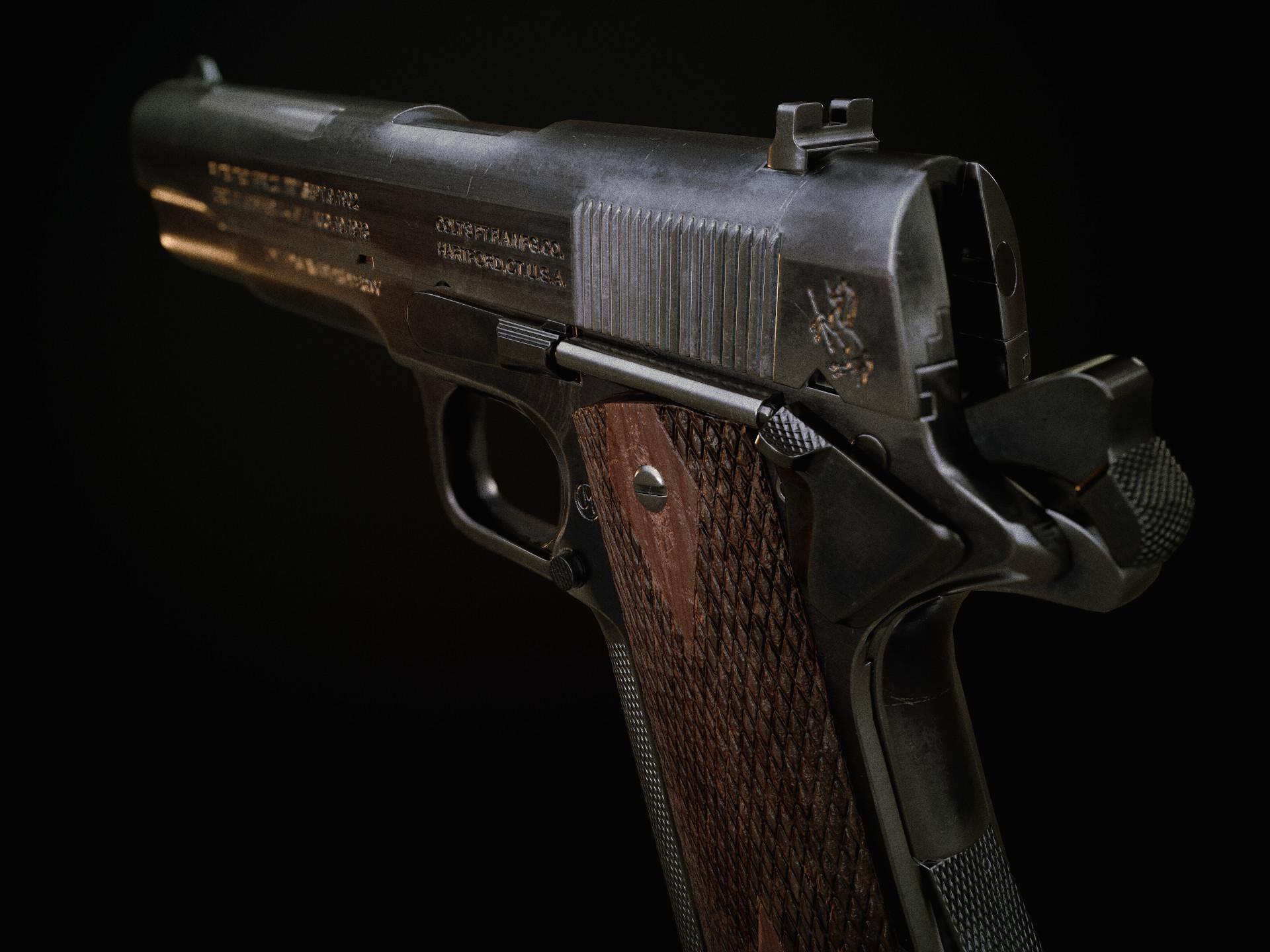 Wahyu nugraha colt 1911 02