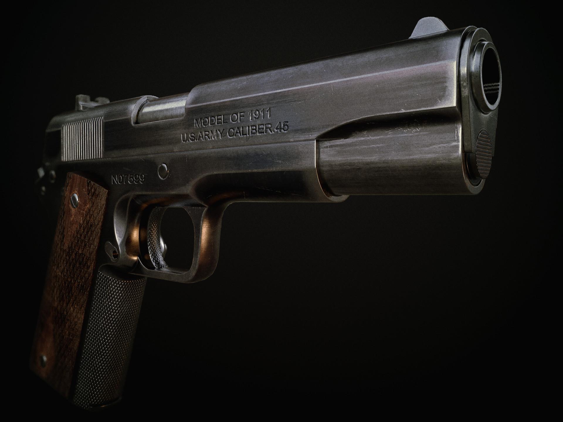 Wahyu nugraha colt 1911 04