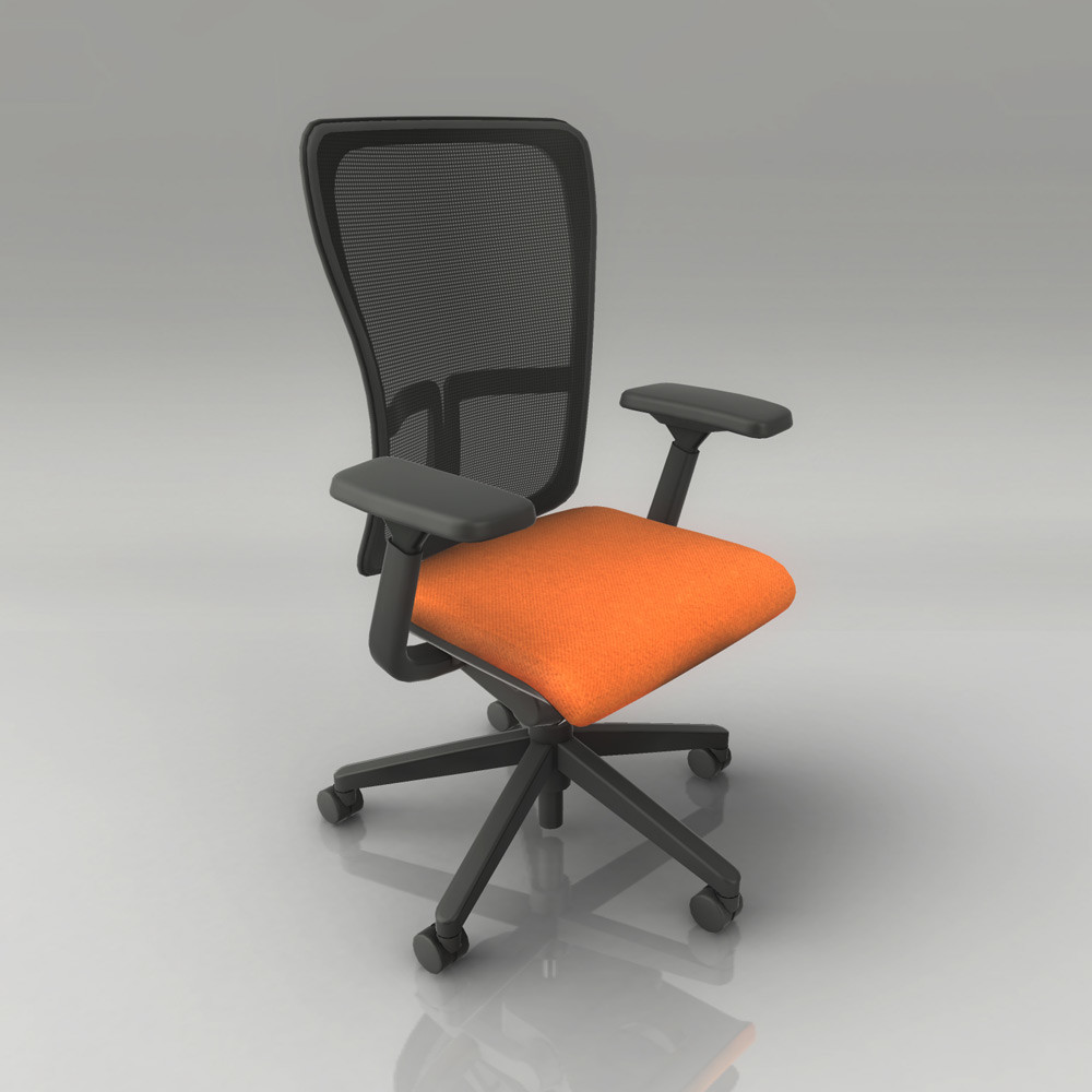 Jeremy h brown officechair front
