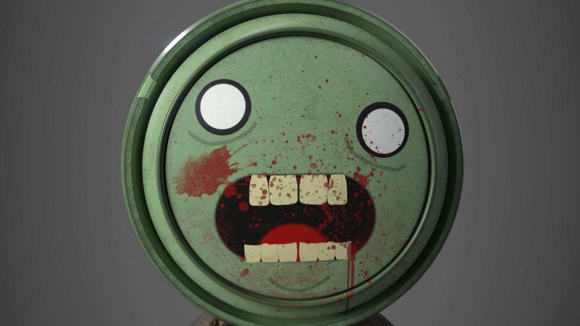 Conor scott zombmat7