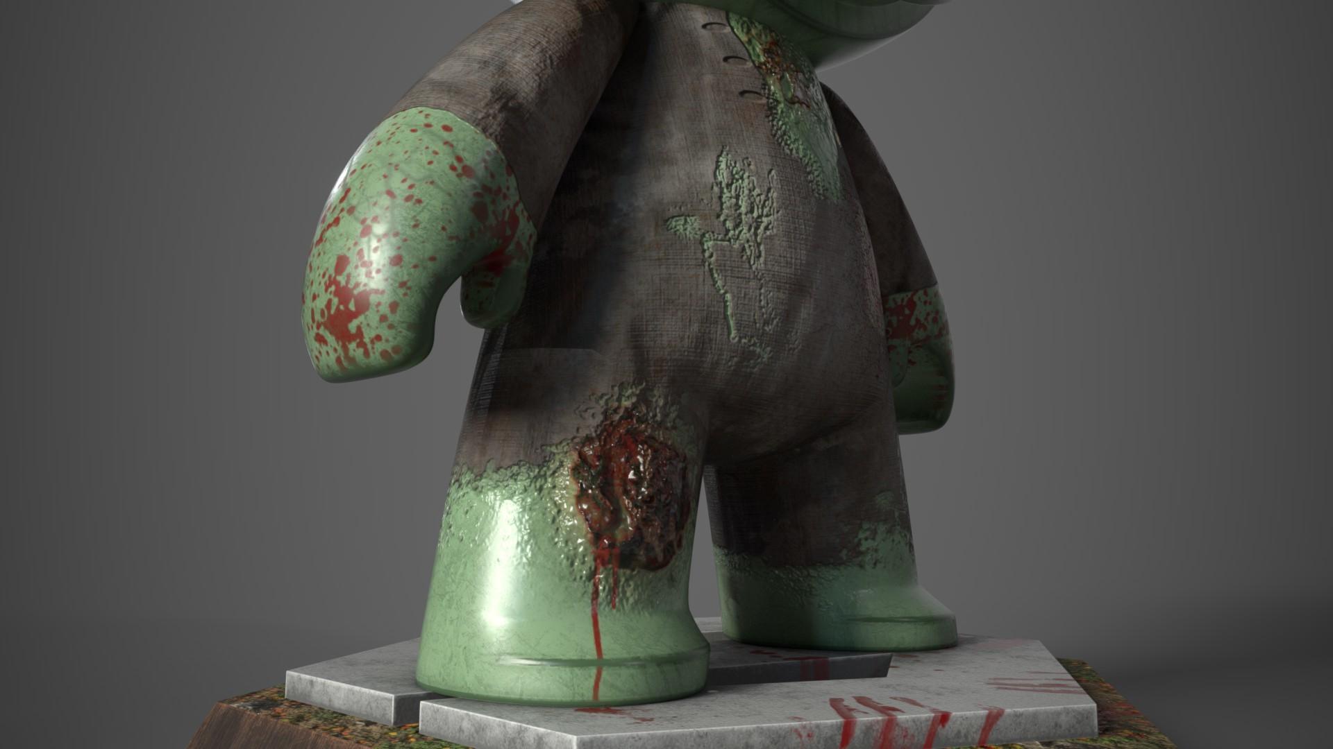 Conor scott zombmat6