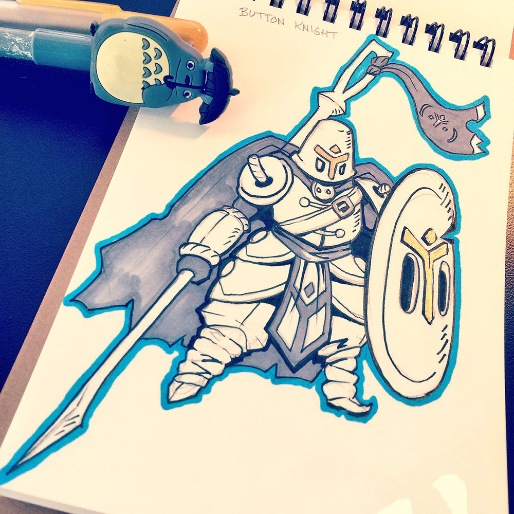 Day 3 - Button  
