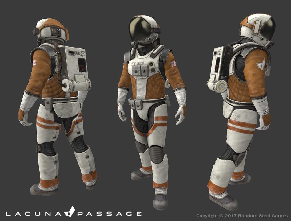 Jeremy h brown lp astronaut 01