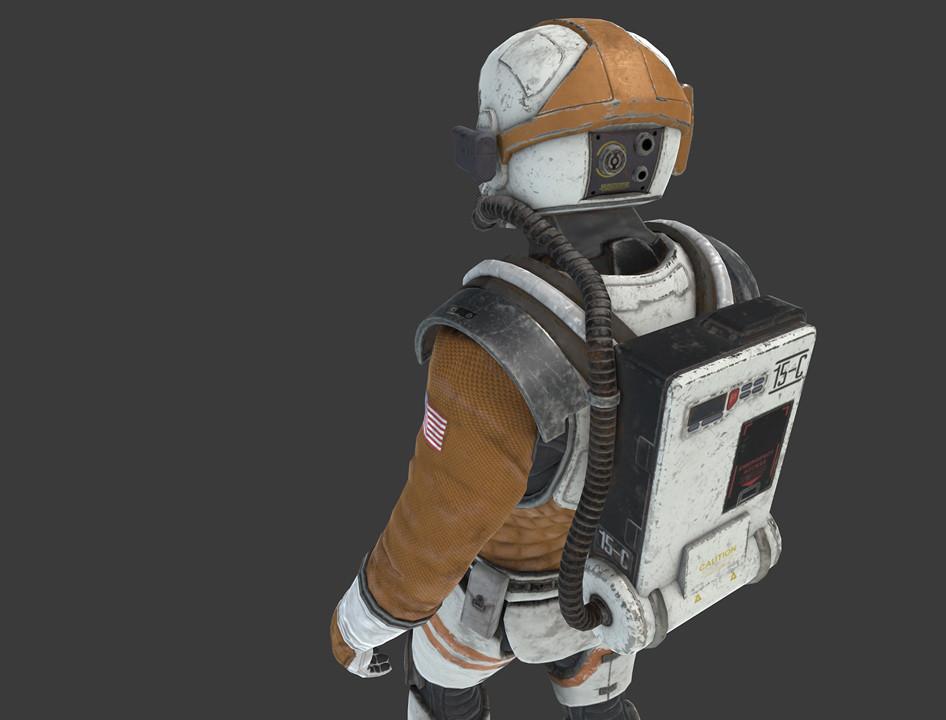 Jeremy h brown lp astronaut 08